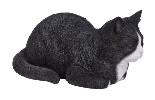 vivid-arts-dreaming-cat-ornament-black-and-white