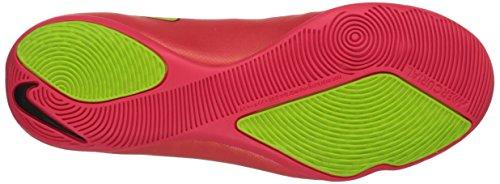 Nike  Jr. Mercurial Victory V IC, Chaussures de football pour compétition mixte enfant Rouge (Hyper Punch/Metallic Gold Coin-Black-Volt 690)