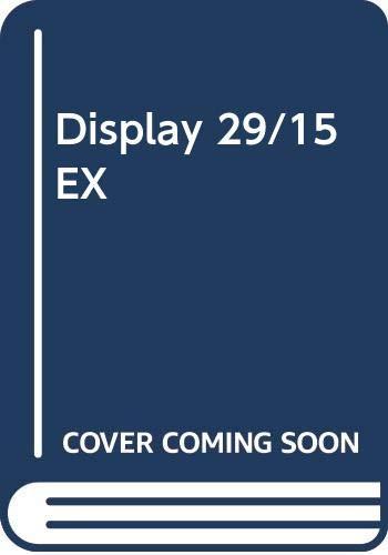 Display 29/15 EX par Hec Leemans