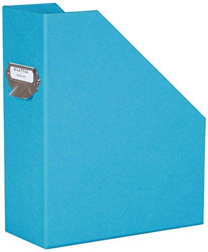 Rössler 1318452481 - S.O.H.O. Stehsammler für DIN A4, mit Griff, pacific