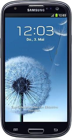 Samsung Galaxy S3 Smartphone débloqué 4G (Ecran: 4.8 pouces - 16 Go - Android 4.0 Ice Cream Sandwich) Noir