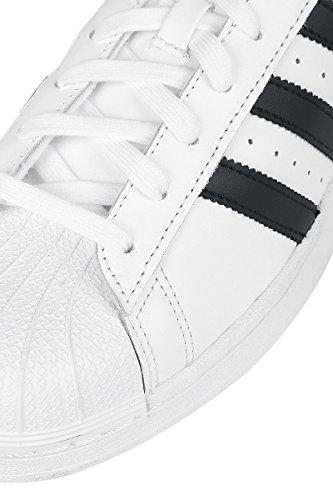 adidas superstar foundation scarpe da ginnastica basse unisex