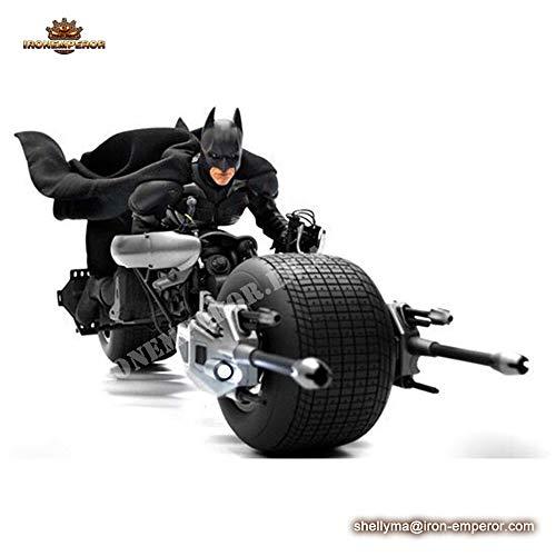 Ironemperor Décoration de Style Industriel Punk en Fer pour décoration Batman