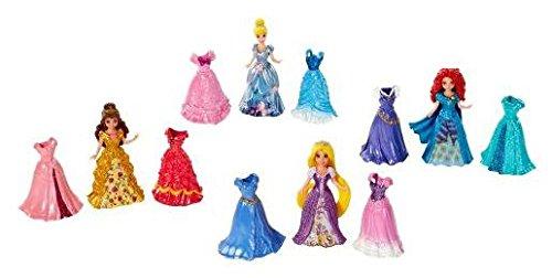 ss Little Kingdom Magiclip Fashion Giftset by Mattel ()