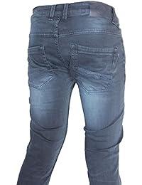 D-Skins - Jeans homme bleu - Slim carrot DK 8319