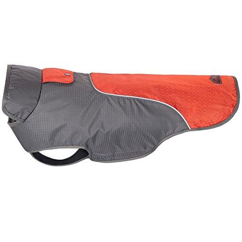 Treat Me Hunderegenmantel mit Bauchschutz Absolut Wasserdicht Ideale Regenjacke Regenmantel Hundejacke Jacke für Kleine/Mittlere/ Große Hunde