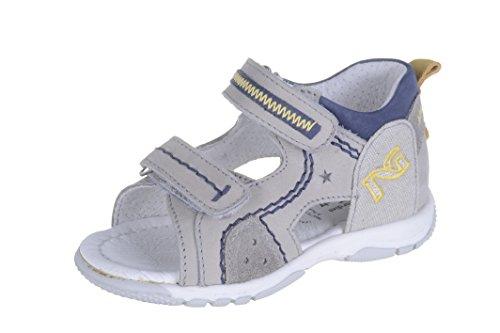 Nero Giardini Junior, Chaussures Premiers Pas pour bébé (garçon) Gris Gris 20 - Gris - Gris, 19 EU