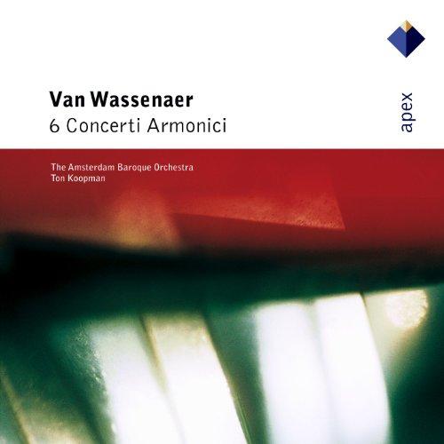 Concerto Armonico No. 2 in B-Flat Major: IV. Allegro moderato - Mezzo forte