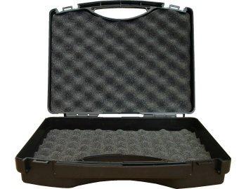 tekno-2003m-maletn-de-manualidades-con-plantilla-de-espuma-tipo-huevera-color-negro-y-gris