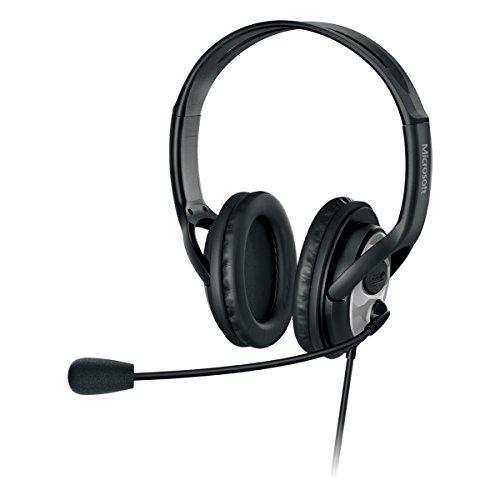 Microsoft LifeChat LX-3000Binaural Head-Band Headset-Headsets (PC/Gaming, Binaural, Head-Band, Wired, Circumaural) Circumaural Gaming-headset