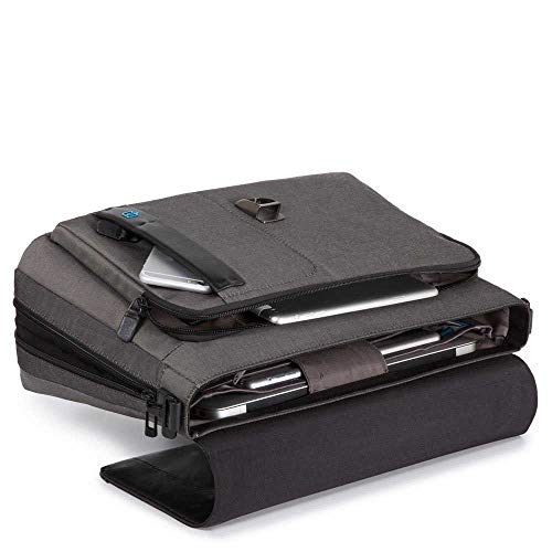 Piquadro - Borsa a cartella porta PC iPad da Uomo 1fb66ccb3bf