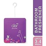 Godrej Aer Pocket Bathroom Fragrance - 10 g (Violet Valley Bloom)