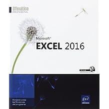 Excel 2016. Pack de 2 libros: Aprender y hacer cálculos matemáticos, estadísticos y financieros