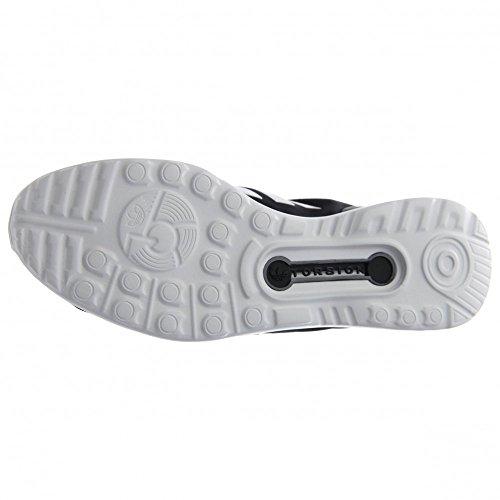 Adidas ZX Flux Smooth Tessile Scarpe ginnastica Black