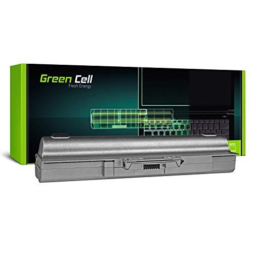 Green Cell® Extended Serie Laptop Akku für Sony Vaio PCG-31311M PCG-3C1M PCG-3D1M PCG-7161M PCG-7181M PCG-7186M PCG-61111M PCG-81112M PCG-81212M VGN-FW VGN-NW SVE11 (9 Zellen 6600mAh)