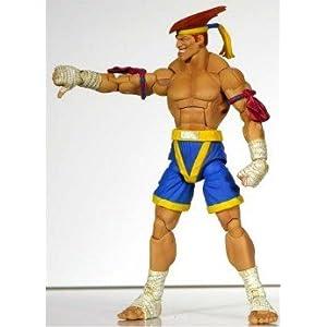 Sota Toys Streetfighter Series 3: Figura Adon 2