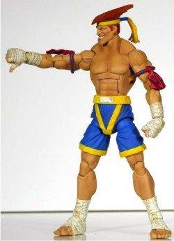 Sota Toys Streetfighter Series 3: Figura Adon 1