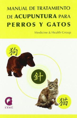 Acupuntura para perros y gatos - manual de tratamiento