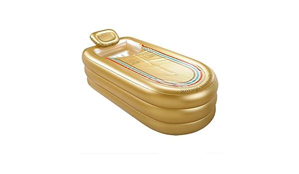 Vasca Da Bagno Oversize : Cqq bathtub gonfiabile vasca da bagno per adulti oversize ispessite