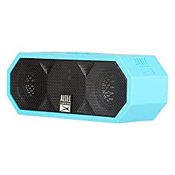 Altec Lansing Jacket H2O IMW457 Bluetooth Speaker (Aqua Blue)