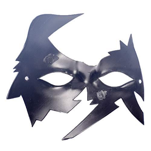 Chakil Partei Männer Maskerade Maske Halloween Kostüm venezianische Partei Maske DIY handgefertigt