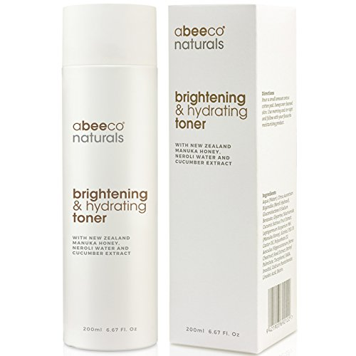 Abeeco Pure New Zealand Natural Brightening and Hydrating Toner