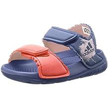 660840117d476 Amazon.it  ciabatte adidas - Viola