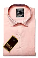 Punekar Cotton Khadi men's cotton shirt is sure to be a best addition to your collection for parties and casual outings. Up Your Style Quotient With This Smart Shirt That Gets You Going. Pair with denims and sneakers for that perfect look.   ...