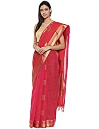 CLASSICATE From the house of Classicate From The House Of The Chennai Silks - Silk Cotton Saree - Virtual Pink - (CCMYSC9351)