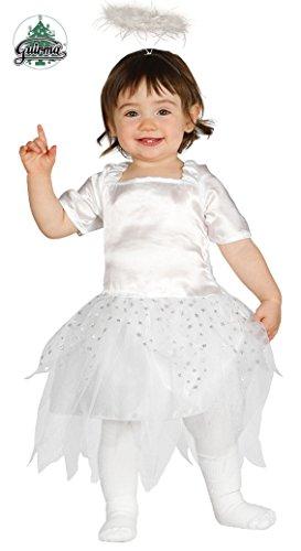 Generique - costume da piccolo angelo per bebe 1-2 anni (92-93 cm)