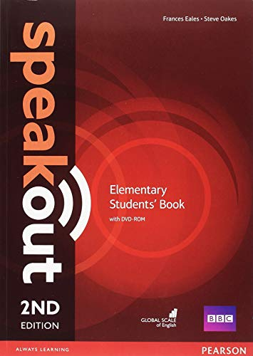 Speakout 2nd Edition Extra Elementary Students Book/DVD-ROM/Workbook/Study Booster Spain Pack por Antonia Clare