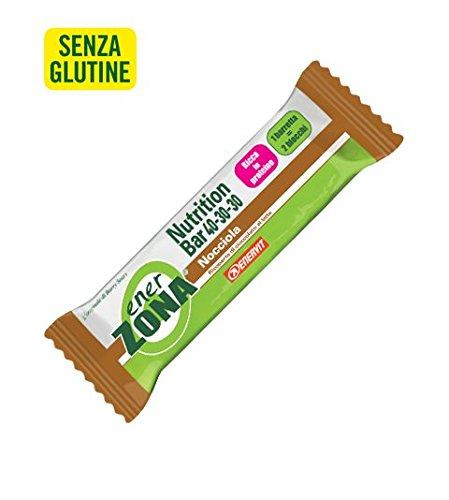enerZONA bar Nutrition nocciola box da 25 - 41hi6IkrpoL