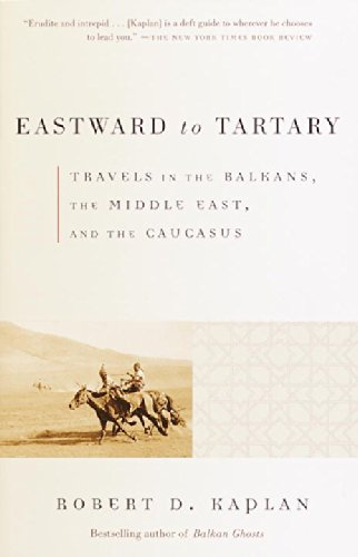 Eastward to Tartary (Vintage Departures)