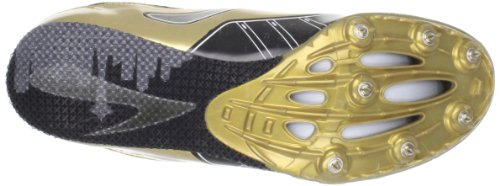 Brooks Pr Sprint M Metallicgold/Silver, Chaussures d'athlétisme homme Or-TR-B3-2