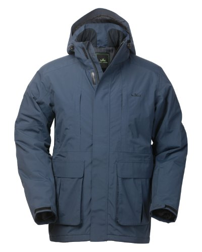 Jeff Green Snowboardparka Trondheim Coupe-Vent