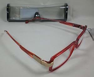 Design moderne-lunettes de lecture wayfarer 1,5 diop. pour homme avec étui en plastique