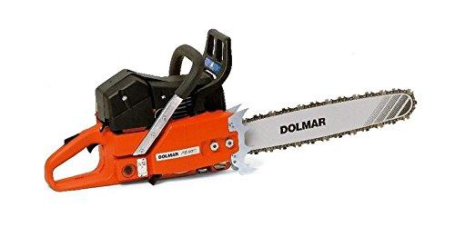 Dolmar Kettensäge Benzin-Kettensäge PS-9010, orange