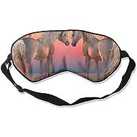 Sleep Eye Mask Horse Abstract Lightweight Soft Blindfold Adjustable Head Strap Eyeshade Travel Eyepatch E19 preisvergleich bei billige-tabletten.eu