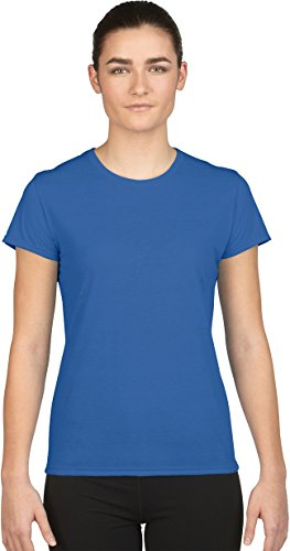 Gildan Core Performance Sports T-Shirt, Kurzarm Royal