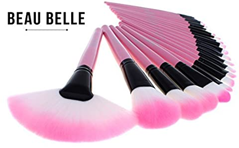 Beau Belle Pinselset - Pinsel Set - Pinselset Kosmetik - Make Up Pinsel - Makeup Pinsel - Make Up Pinsel Set - Makeup Brushes - Make Up Bürsten - Make Up Brush