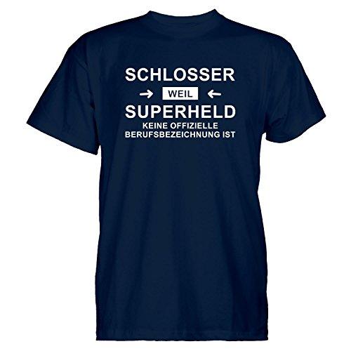 herren-t-shirt-schlosser-superheld-hero-beruf-navy-xl