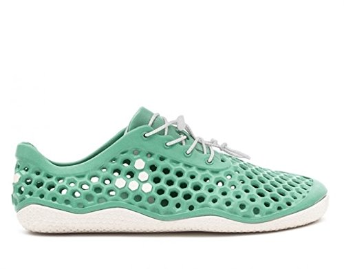 Chaussures Vivobarefoot Ultra 3 BLOOM Algue Verte Femme