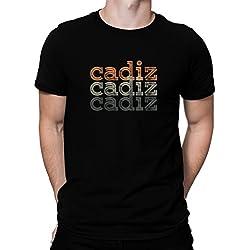 Camiseta Cadiz repeat retro