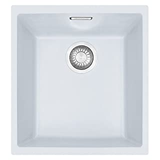 Franke Sirius Sid 110–34125.0331.030Undermount Sink Tectonite, Polar White