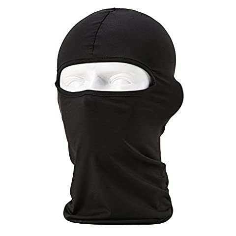 Balaclava Ski Face Mask, Paciffico Polyester Fleece Cold Weather Face Mask for Women Men Kids Tactical Balaclava Hood for Motorcycle Snowboard Cycling Outdoors Super Comfortable Hypo-allergenic Breathable Moisture