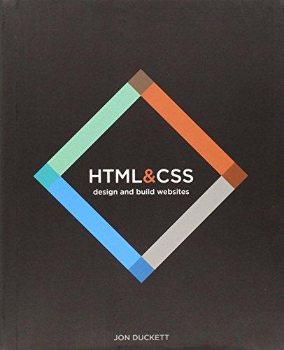 Web Design with HTML, CSS, JavaScript and jQuery Set. par Jon Duckett