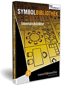 Mum symbolbibliothek innenarchitektur autosketch amazon for Innenarchitektur software