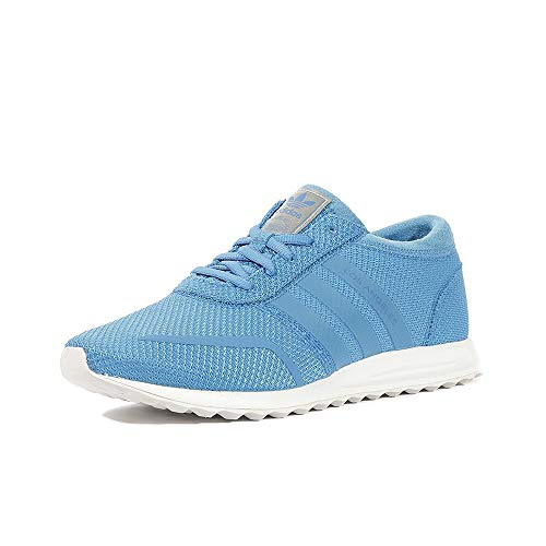38adfac5156780 Adidas - Los Angeles J - S80172 - Farbe  Blau-Weiß - Größe  35.5