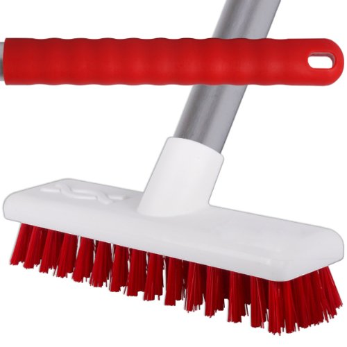 2-pack-of-red-stiff-bristled-deck-sweeping-brushes-with-a-strong-metal-handles-for-decking-patios-ti