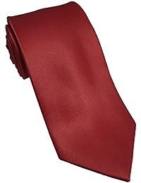 Coral Silk Tie